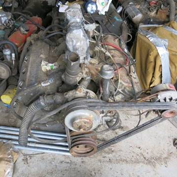 1956 Chrysler 354Hemi Motors NY for sale at MOPAR Farm - MT to Un-Restored in Stevensville MT
