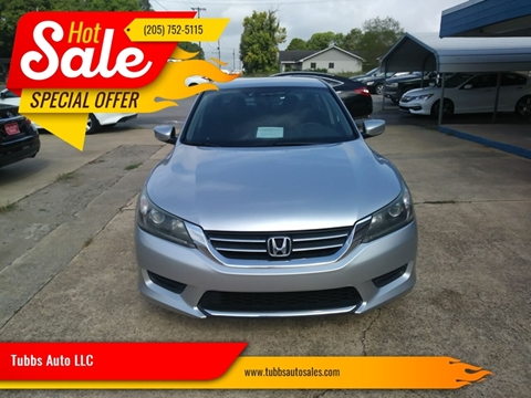 2013 Honda Accord for sale in Tuscaloosa, AL