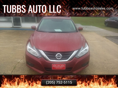 2016 Nissan Altima for sale in Tuscaloosa, AL