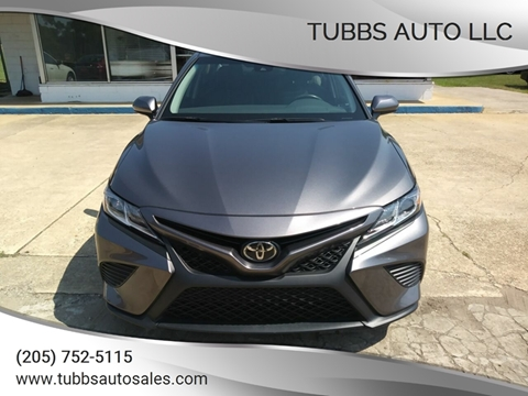 2018 Toyota Camry for sale in Tuscaloosa, AL