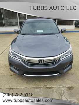 2017 Honda Accord for sale in Tuscaloosa, AL