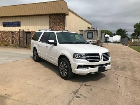 2017 Lincoln Navigator L for sale in Goddard, KS