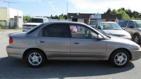 2002 Kia Spectra for sale in Smyrna, DE
