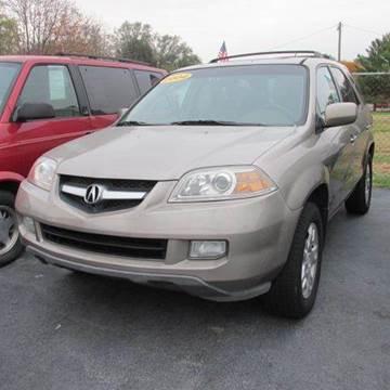 2004 Acura MDX for sale in Smyrna, DE