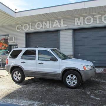 2002 Ford Escape for sale in Smyrna, DE