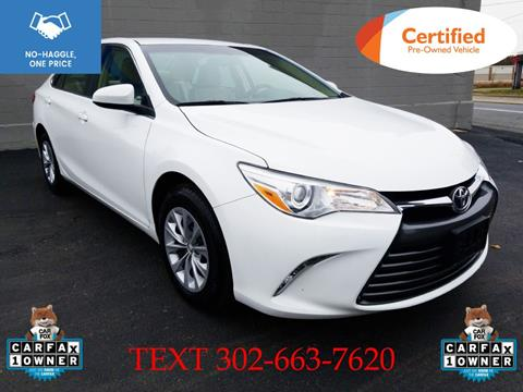 Used Toyota Camry For Sale In Delaware Carsforsale Com