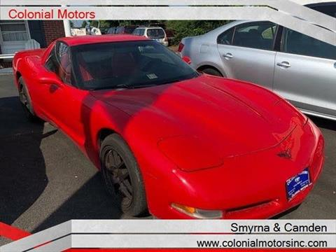 Chevrolet Corvette For Sale In Delaware Carsforsale