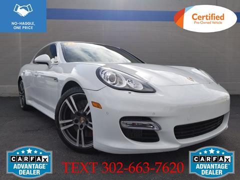 2013 Porsche Panamera for sale in Smyrna, DE