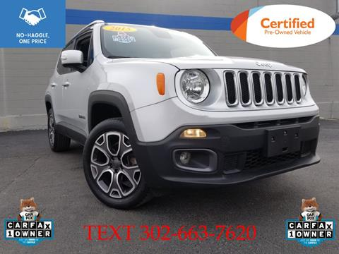 2015 Jeep Renegade for sale in Smyrna, DE