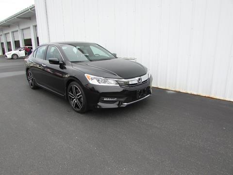 2017 Honda Accord for sale in Dothan, AL