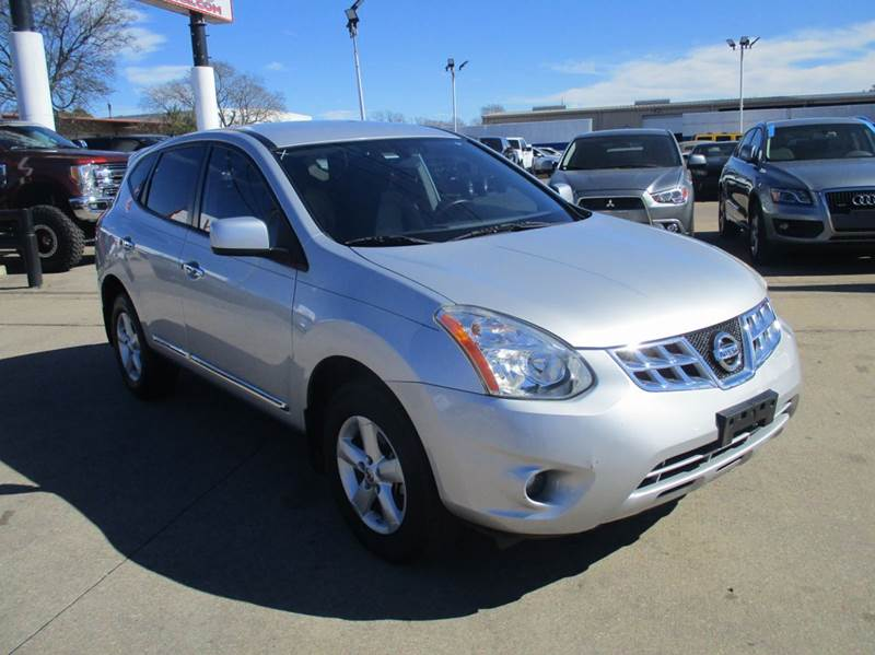 2013 Nissan Rogue S 4dr Crossover   Houston TX