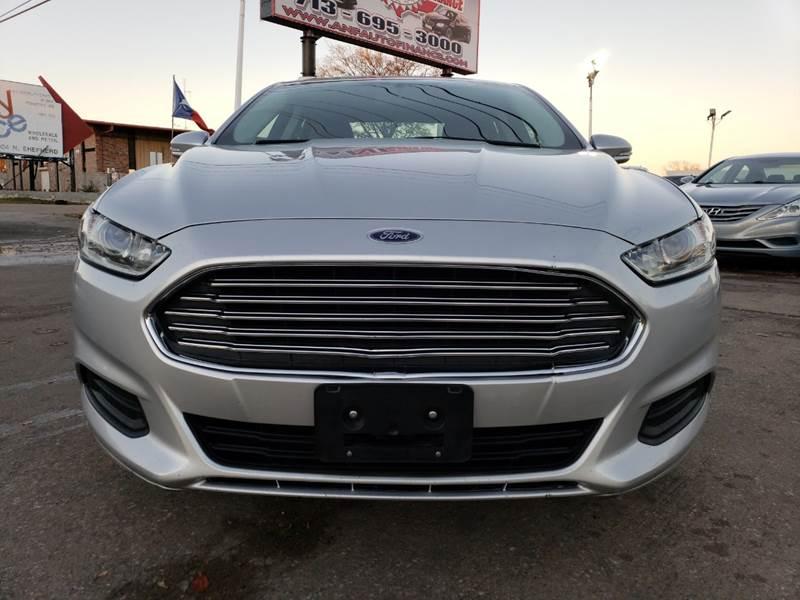 2014 Ford Fusion Hybrid Se 4dr Sedan In Houston Tx Anf Auto Finance
