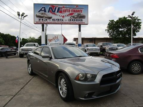 2012 Dodge Charger for sale in Houston, TX