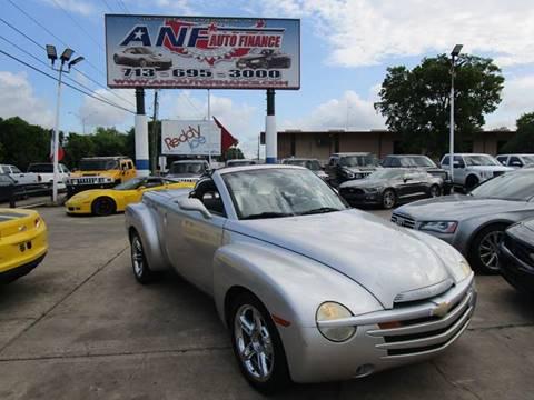 2005 Chevrolet SSR for sale in Houston, TX