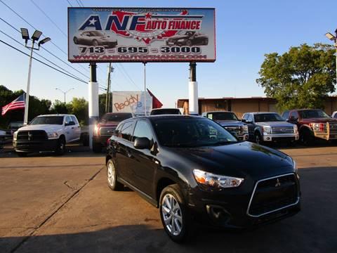 2015 Mitsubishi Outlander Sport for sale in Houston, TX