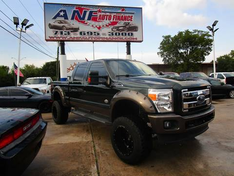 2016 Ford F-250 Super Duty for sale in Houston, TX