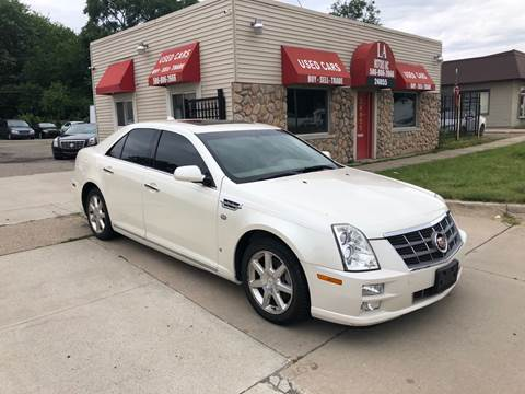2009 Cadillac STS for sale at LA Motors Inc. in Warren MI