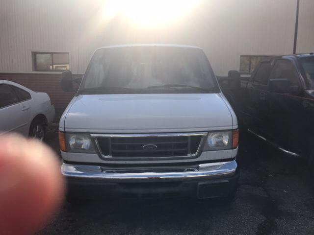 2007 Ford E-Series Cargo for sale at LA Motors Inc. in Warren MI