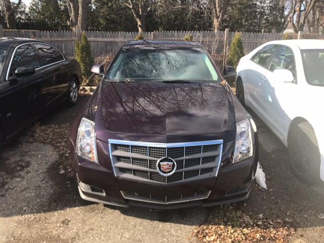 2009 Cadillac CTS for sale at LA Motors Inc. in Warren MI