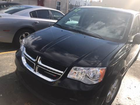 2012 Dodge Grand Caravan for sale at LA Motors Inc. in Warren MI