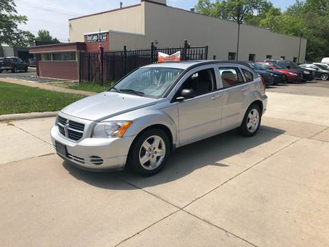 2009 Dodge Caliber for sale at LA Motors Inc. in Warren MI