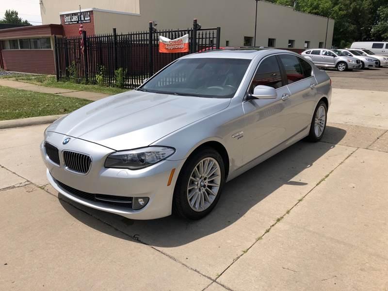 2011 BMW 5 Series for sale at LA Motors Inc. in Warren MI