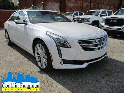 2016 Cadillac CT6 for sale in Kansas City MO