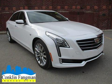 2017 Cadillac CT6 for sale in Kansas City MO