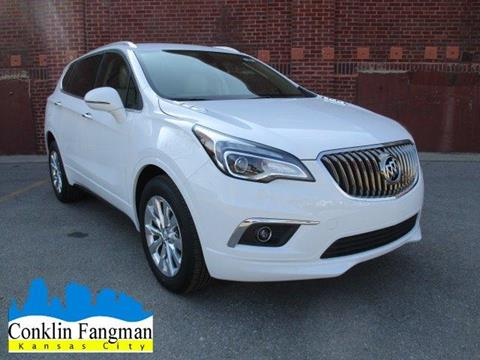 2017 Buick Envision for sale in Kansas City MO