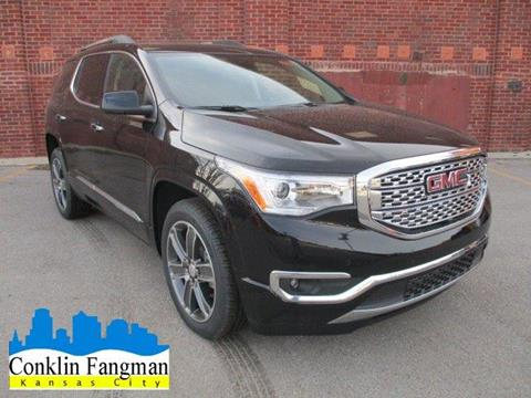2017 GMC Acadia for sale in Kansas City MO