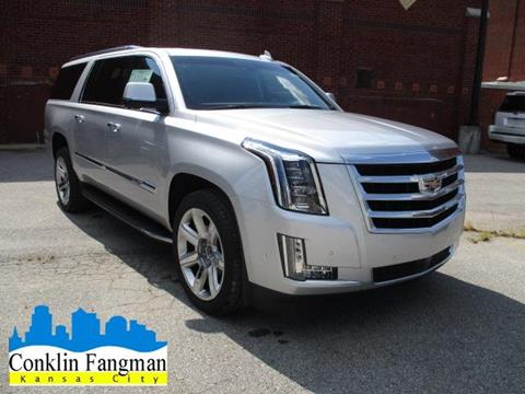 2017 Cadillac Escalade ESV for sale in Kansas City MO