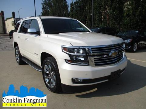 2015 Chevrolet Tahoe for sale in Kansas City MO