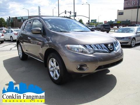 2010 Nissan Murano for sale in Kansas City, MO