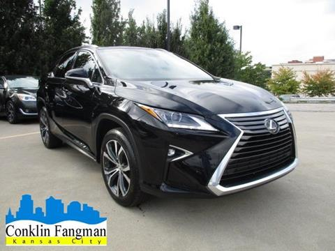 2016 Lexus RX 350 for sale in Kansas City MO