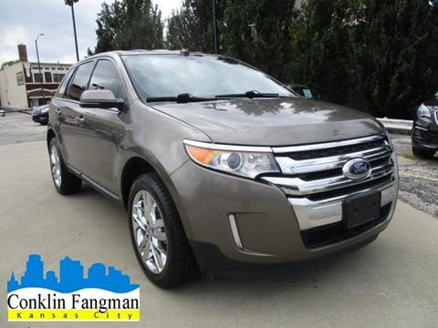 2013 Ford Edge for sale in Kansas City MO