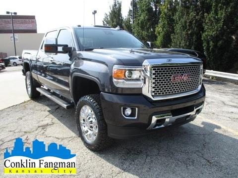 2016 GMC Sierra 3500HD for sale in Kansas City MO