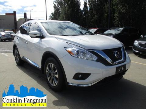 2016 Nissan Murano for sale in Kansas City, MO