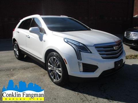 2017 Cadillac XT5 for sale in Kansas City MO