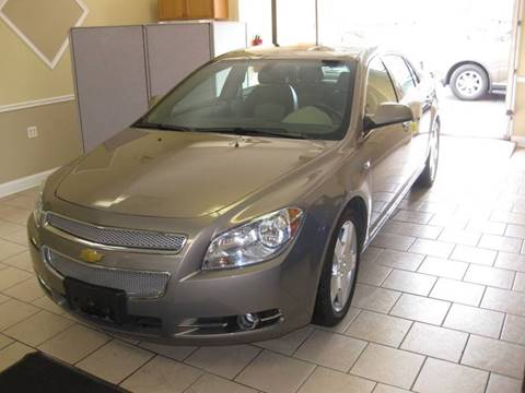 2008 Chevrolet Malibu for sale in Chicago, IL