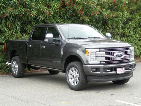 2017 Ford F-250 Super Duty for sale in Gridley, CA