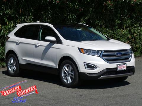 2017 Ford Edge for sale in Gridley, CA
