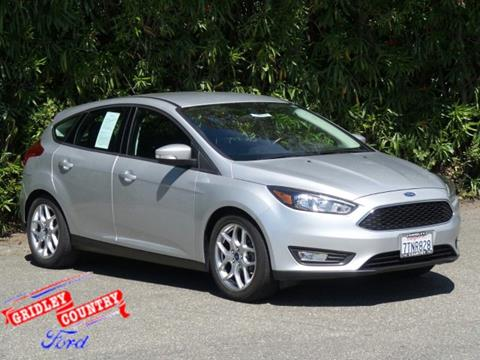 2015 Ford Focus for sale in Gridley, CA