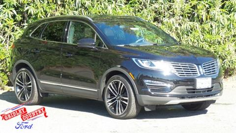 2017 Lincoln MKC for sale in Gridley CA