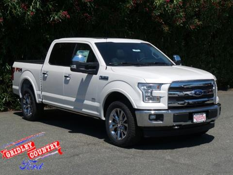 2017 Ford F-150 for sale in Gridley, CA