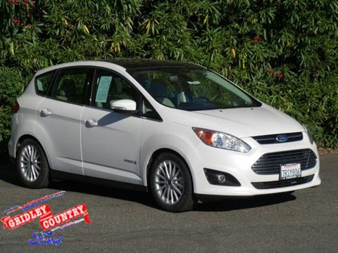 2016 Ford C-MAX Hybrid for sale in Gridley CA