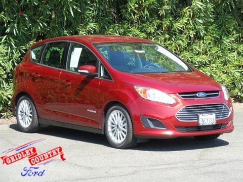 2015 Ford C-MAX Hybrid for sale in Gridley CA