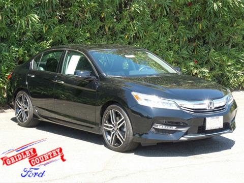 2016 Honda Accord for sale in Gridley, CA