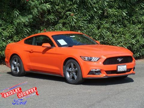 2016 Ford Mustang for sale in Gridley, CA
