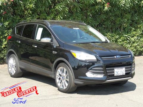 2016 Ford Escape for sale in Gridley CA