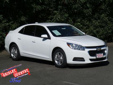 2016 Chevrolet Malibu Limited for sale in Gridley CA